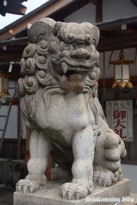 富島神社(大阪市北区中津)19