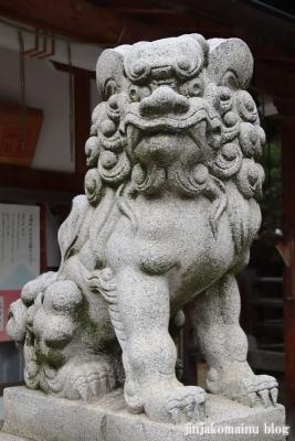 富島神社(大阪市北区中津)20