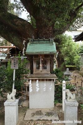 富島神社(大阪市北区中津)22