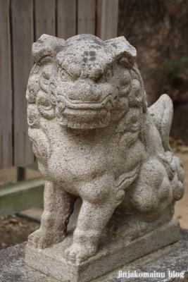 富島神社(大阪市北区中津)24