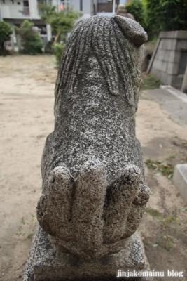 富島神社(大阪市北区中津)40