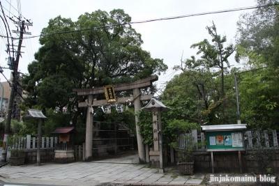 豊崎神社(大阪市北区豊崎)1