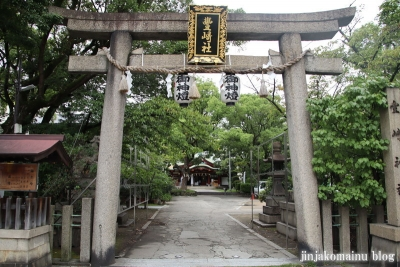 豊崎神社(大阪市北区豊崎)3