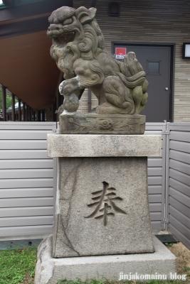 長柄八幡宮(大阪市北区長柄中)10