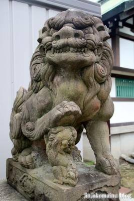 長柄八幡宮(大阪市北区長柄中)15