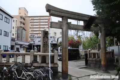 淀川天神社(大阪市北区国分寺)1