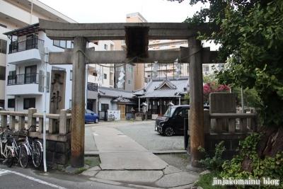 淀川天神社(大阪市北区国分寺)2