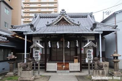 淀川天神社(大阪市北区国分寺)5