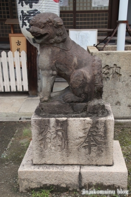 淀川天神社(大阪市北区国分寺)8