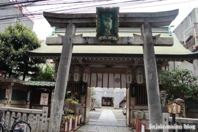 綱敷天神社(大阪市北区神山町)4