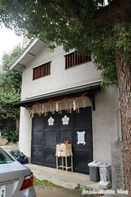 綱敷天神社(大阪市北区神山町)11