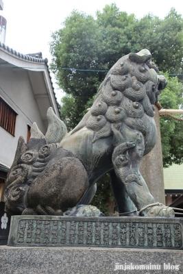 綱敷天神社(大阪市北区神山町)22