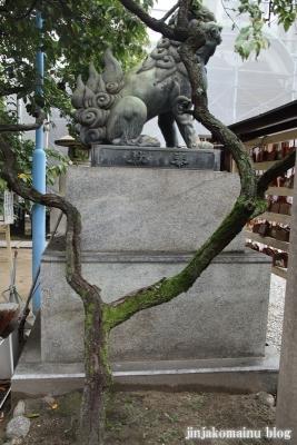 綱敷天神社(大阪市北区神山町)24