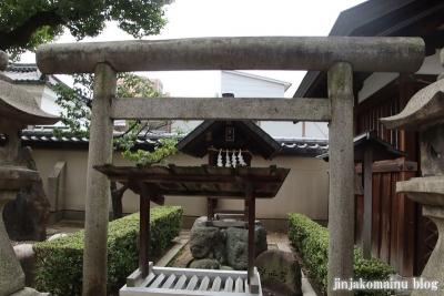 大阪天満宮(大阪市北区天神橋)39