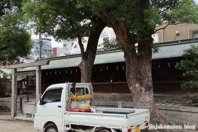 大阪天満宮(大阪市北区天神橋)41
