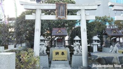 豊国稲荷神社  墨田区横綱7