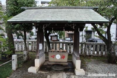 鹿島神社  模原市南区上鶴間本町8
