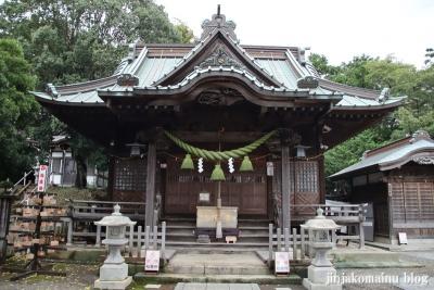鹿島神社  模原市南区上鶴間本町14