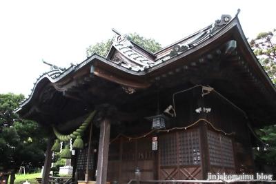 鹿島神社  模原市南区上鶴間本町20