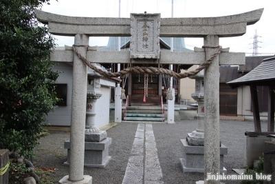 金山神社  相模原市南区上鶴間本町2