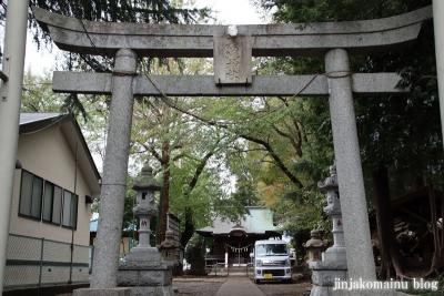 長嶋神社  相模原市南区上鶴間本町2