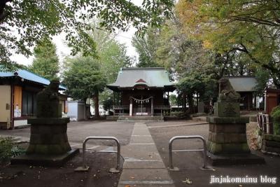 長嶋神社  相模原市南区上鶴間本町6
