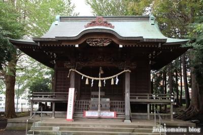 長嶋神社  相模原市南区上鶴間本町7