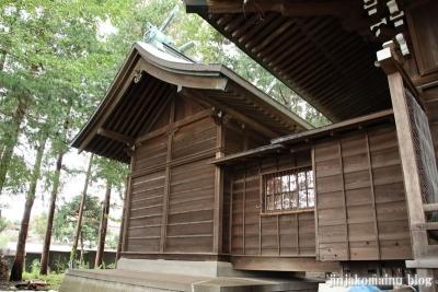 長嶋神社  相模原市南区上鶴間本町11