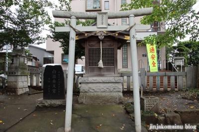 長嶋神社  相模原市南区上鶴間本町12
