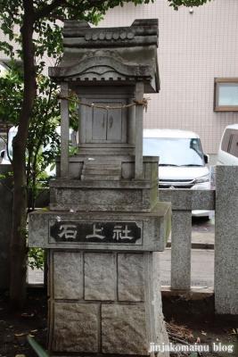 長嶋神社  相模原市南区上鶴間本町13