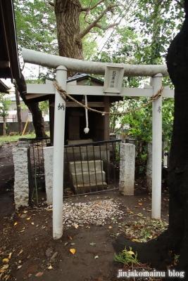 長嶋神社  相模原市南区上鶴間本町14