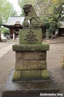 長嶋神社  相模原市南区上鶴間本町16
