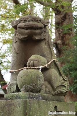 長嶋神社  相模原市南区上鶴間本町17