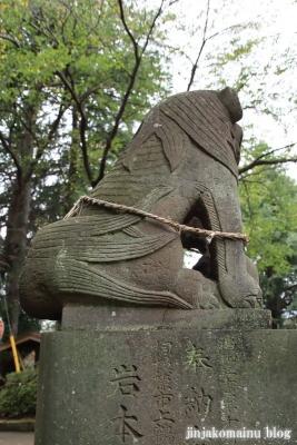 長嶋神社  相模原市南区上鶴間本町18