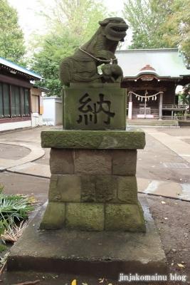 長嶋神社  相模原市南区上鶴間本町20