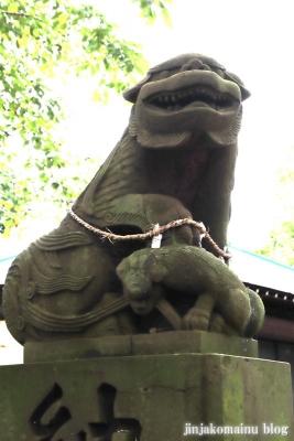 長嶋神社  相模原市南区上鶴間本町21