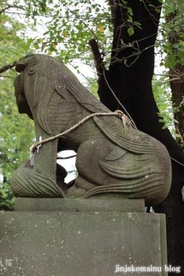 長嶋神社  相模原市南区上鶴間本町22