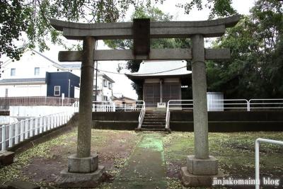 杉山神社  町田市金森4