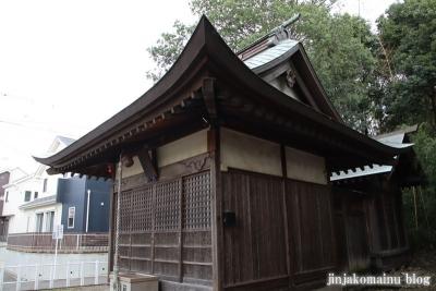 杉山神社  町田市金森8