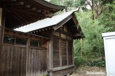 杉山神社  町田市金森9