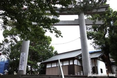 鶴間熊野神社  町田市鶴間2