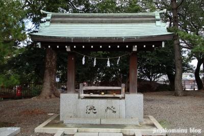 鶴間熊野神社  町田市鶴間4