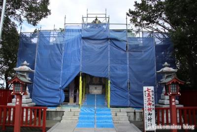 鶴間熊野神社  町田市鶴間9