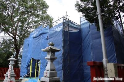 鶴間熊野神社  町田市鶴間10