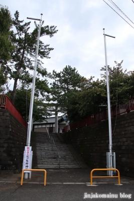 鶴間熊野神社  町田市鶴間1