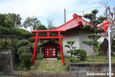 稲荷神社  町田市つくし野1