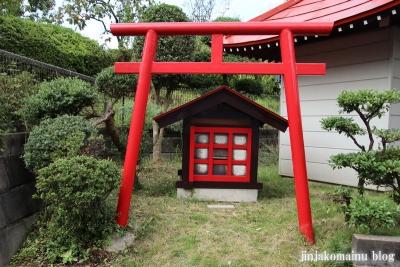 稲荷神社  町田市つくし野2