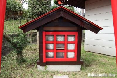 稲荷神社  町田市つくし野3