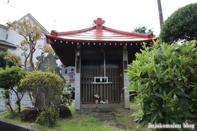 稲荷神社  町田市つくし野4