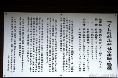 杉山神社  町田市つくし野3
